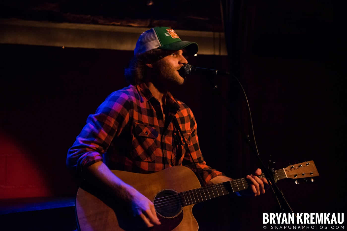 Nick Gill @ Rockwood Music Hall, NYC - 1.17.13 (3)