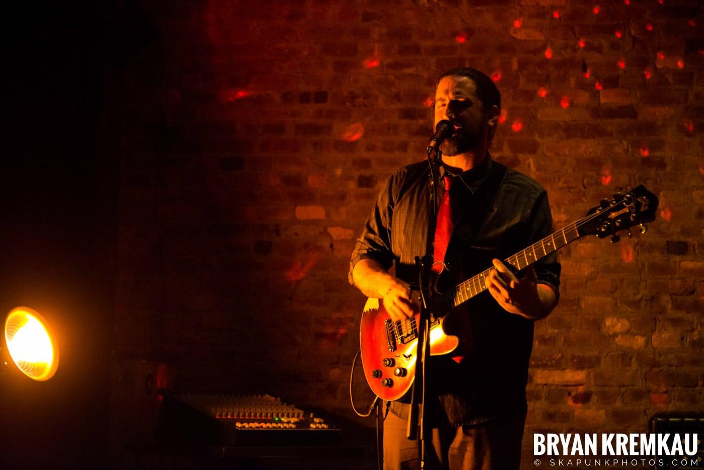The Bullbuckers @ Characters (Electric Avenue), NYC - 1.19.13 (21)