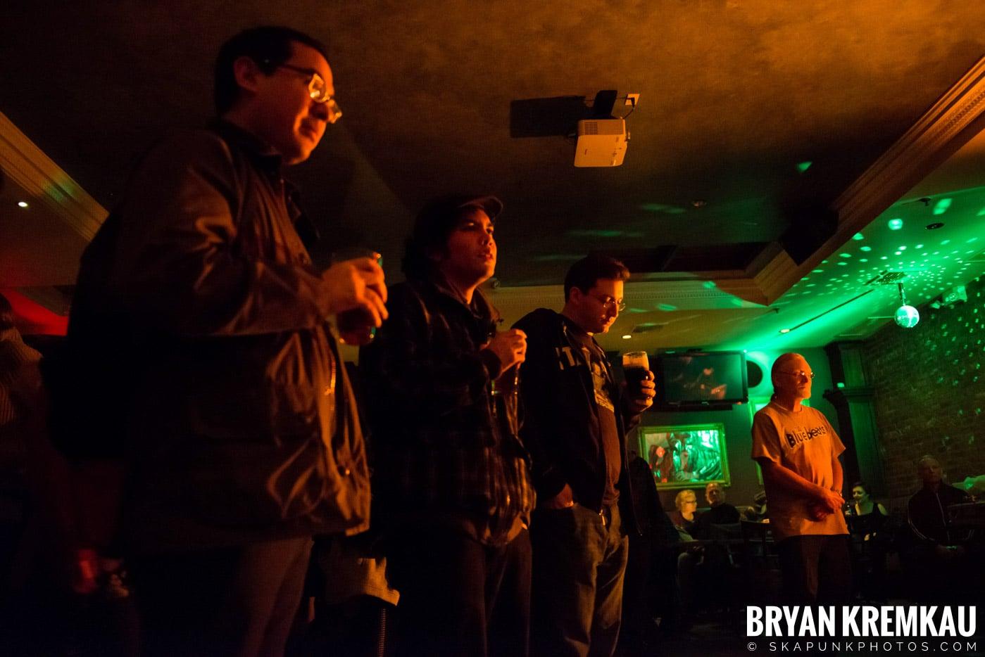 The Bullbuckers @ Characters (Electric Avenue), NYC - 1.19.13 (11)