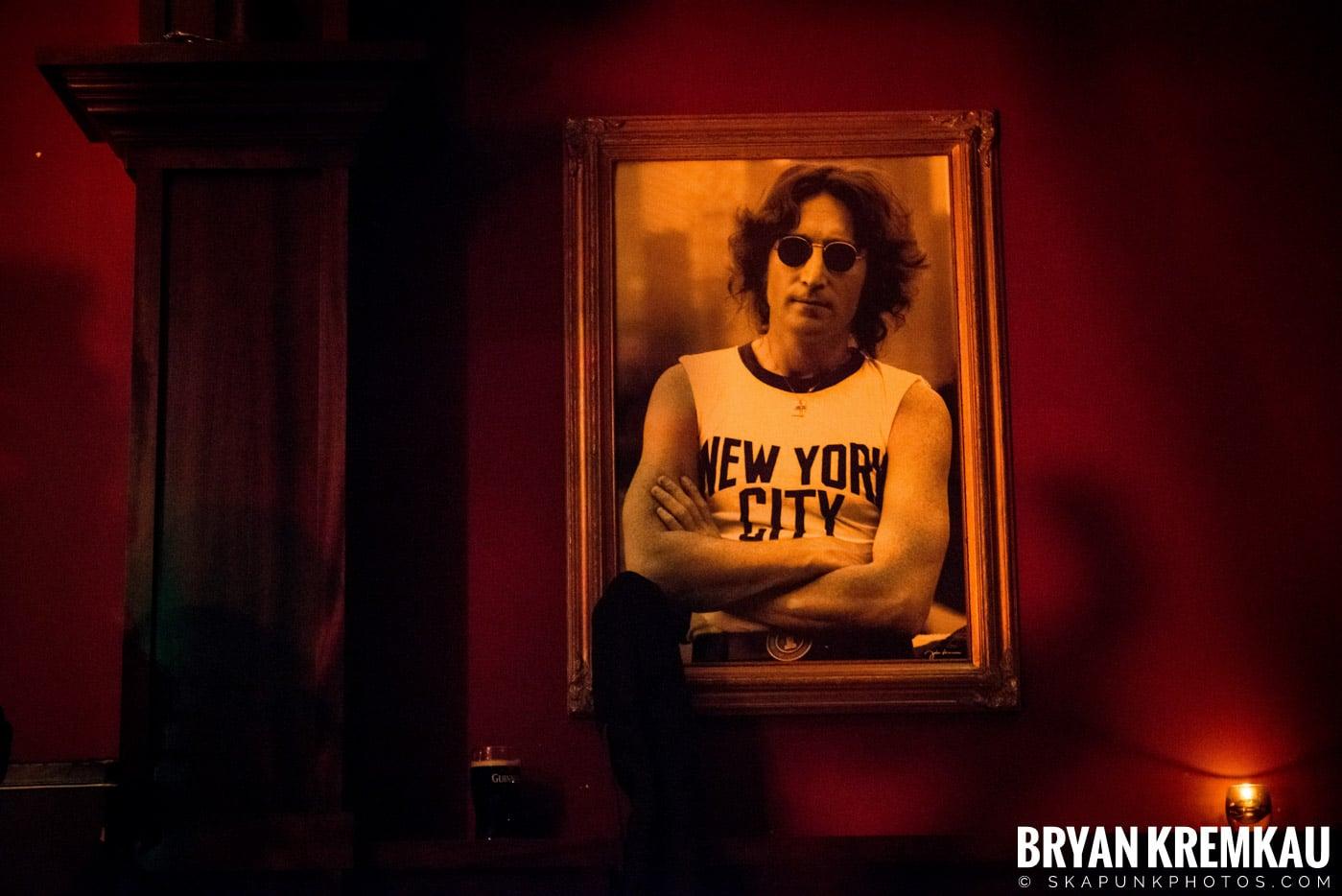 The Bullbuckers @ Characters (Electric Avenue), NYC - 1.19.13 (4)