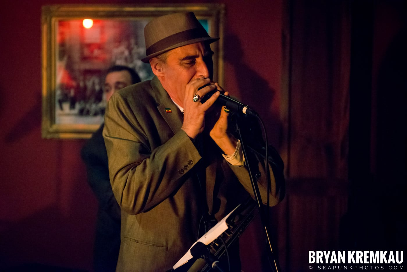 The Scofflaws @ Characters (Electric Avenue), NYC – 1.19.13 (40)