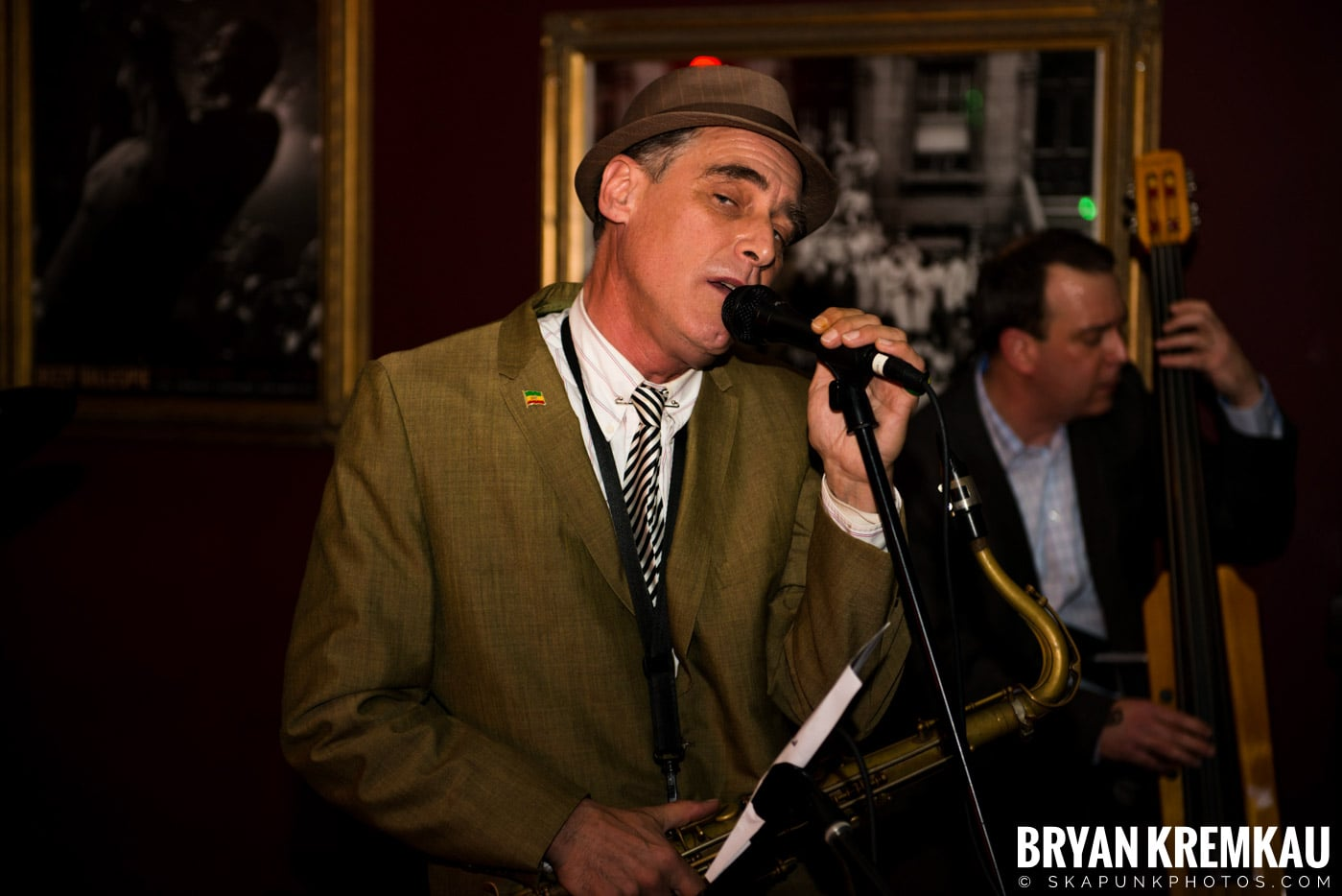 The Scofflaws @ Characters (Electric Avenue), NYC – 1.19.13 (31)