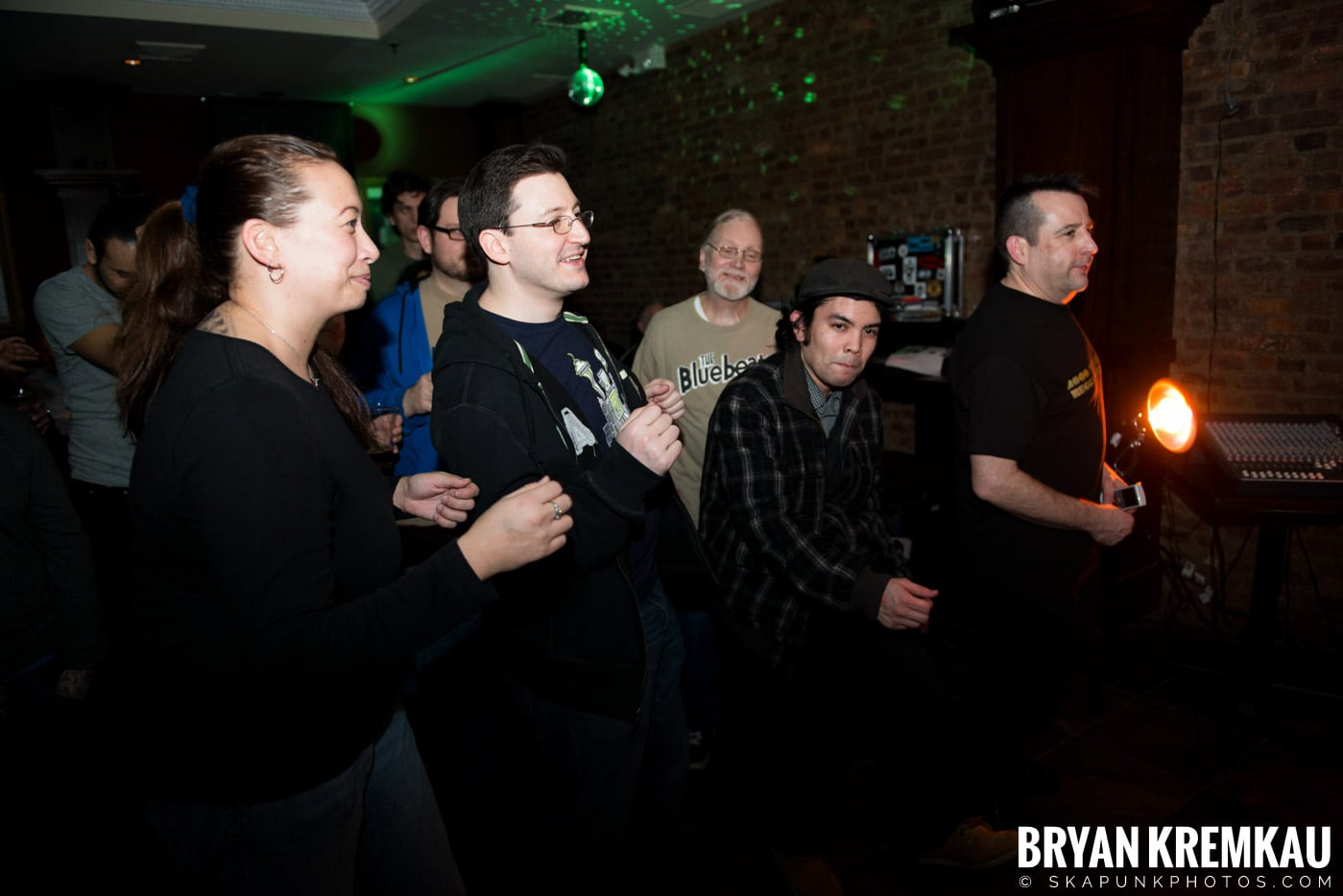 The Scofflaws @ Characters (Electric Avenue), NYC – 1.19.13 (14)