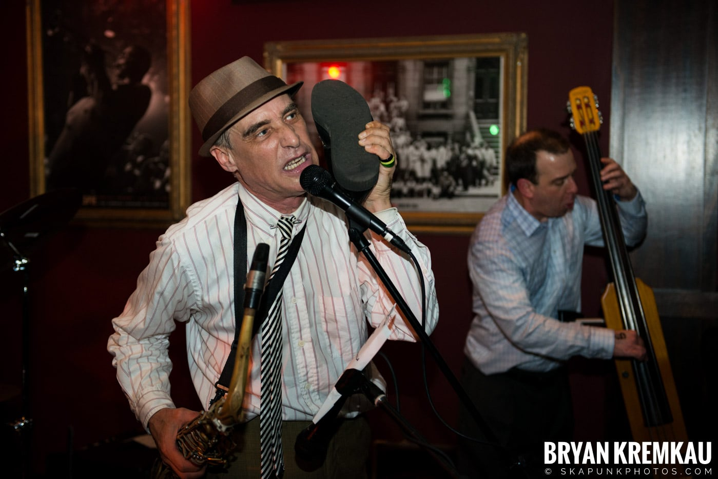 The Scofflaws @ Characters (Electric Avenue), NYC – 1.19.13 (4)