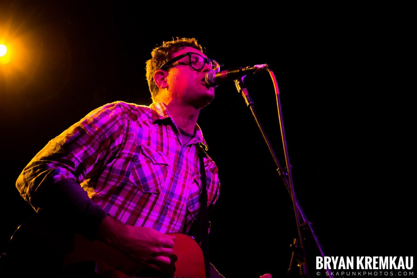 Dan Potthast @ Irving Plaza, NYC - 1.28.13 (15)