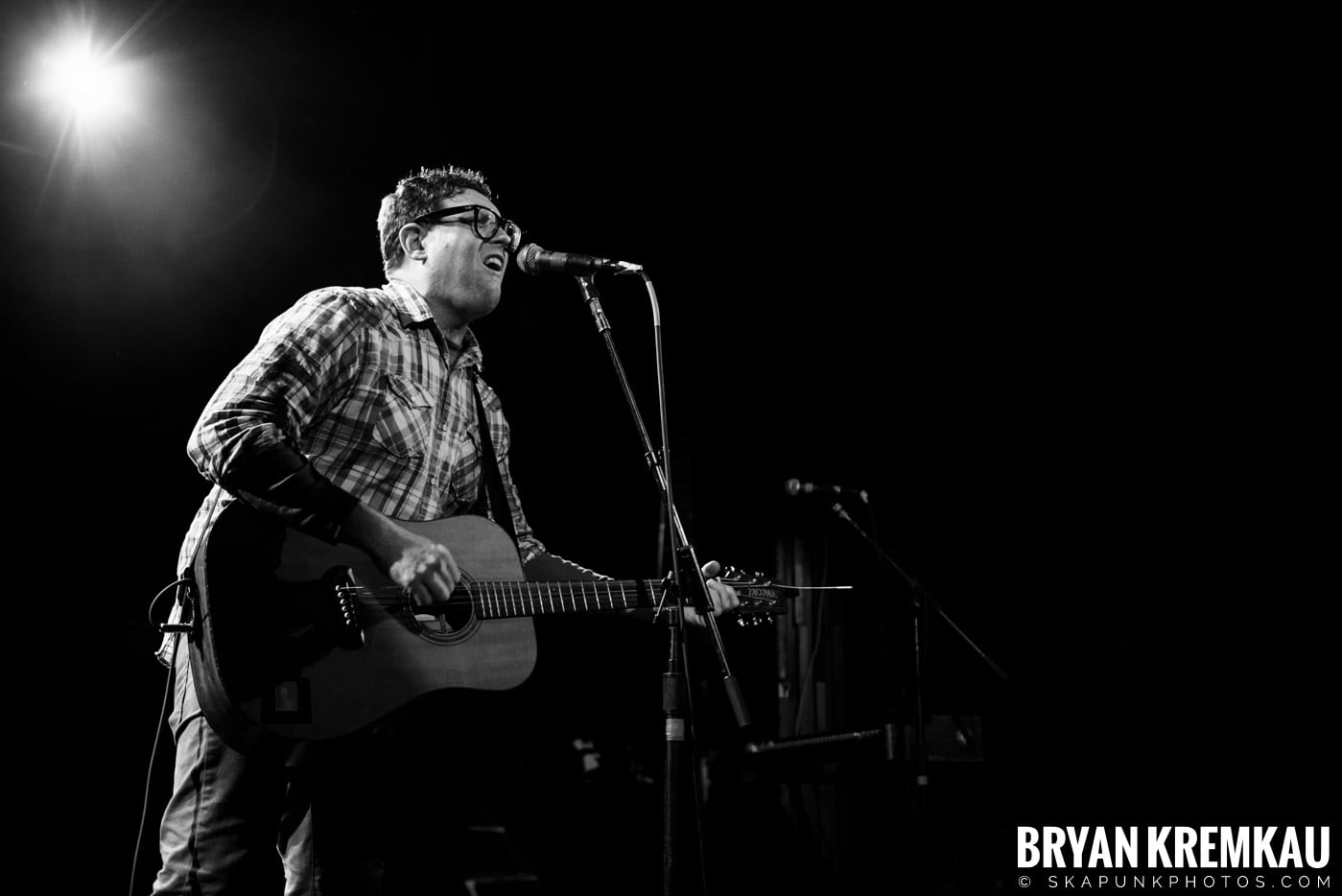 Dan Potthast @ Irving Plaza, NYC - 1.28.13 (13)