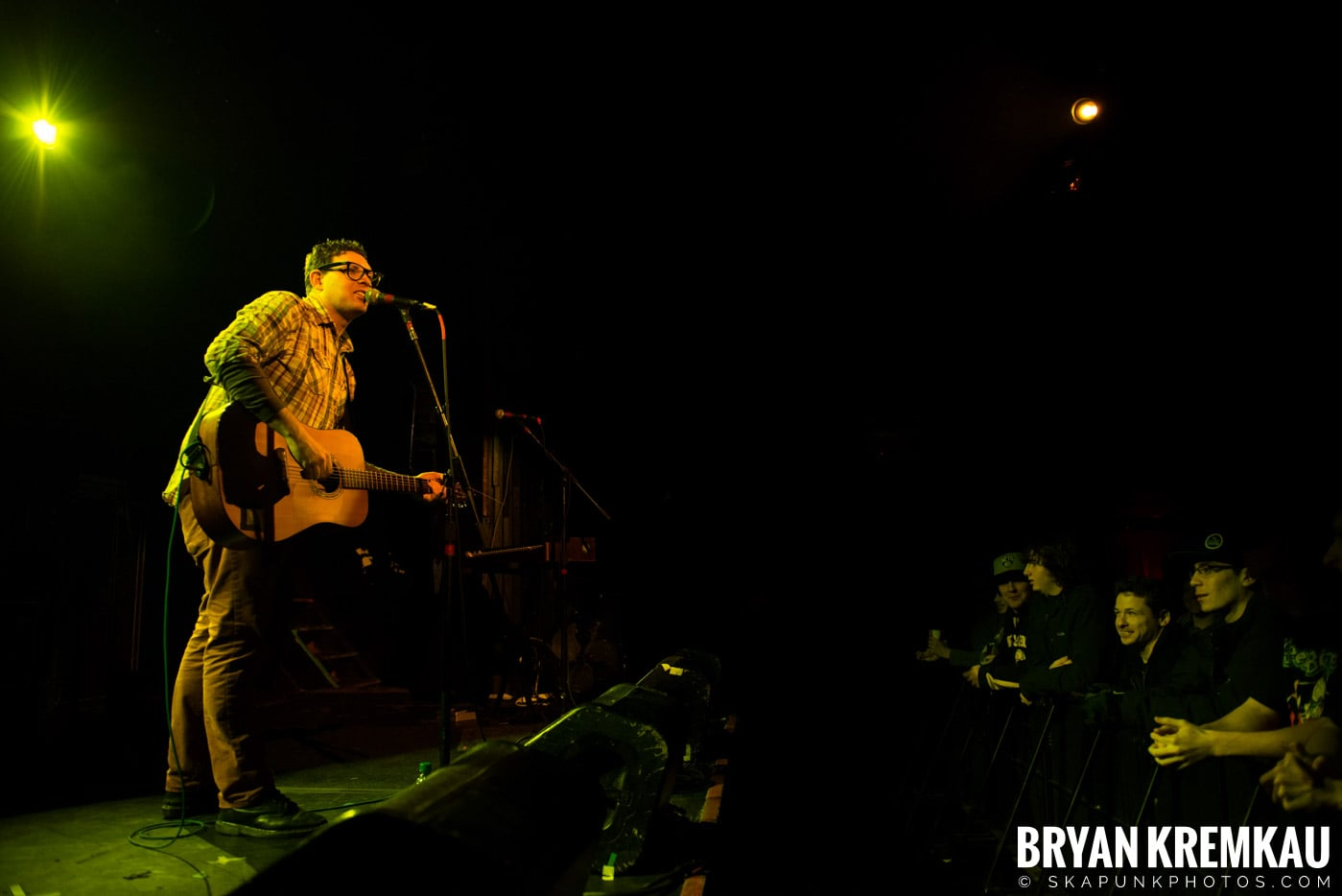 Dan Potthast @ Irving Plaza, NYC - 1.28.13 (10)