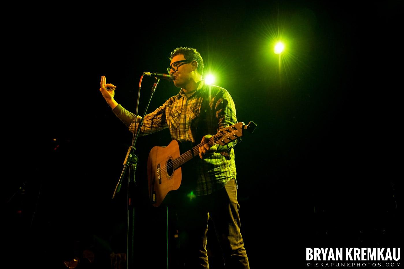 Dan Potthast @ Irving Plaza, NYC - 1.28.13 (5)