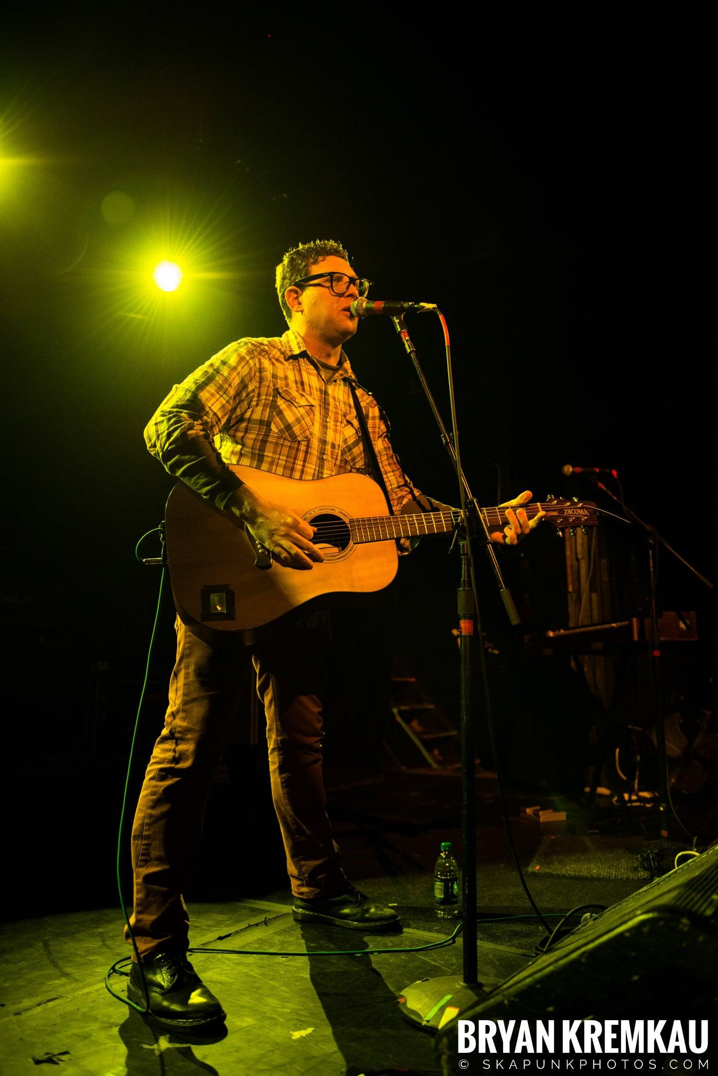 Dan Potthast @ Irving Plaza, NYC - 1.28.13 (3)