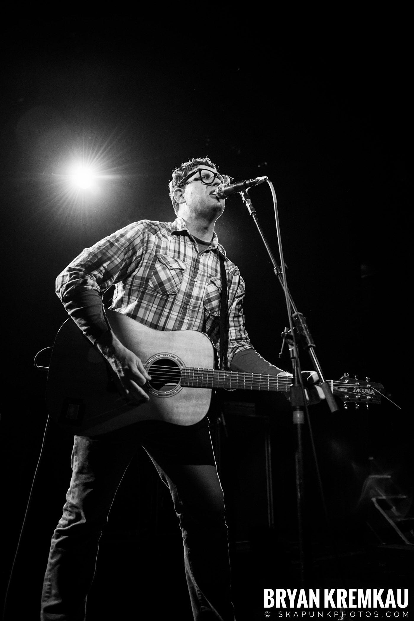 Dan Potthast @ Irving Plaza, NYC - 1.28.13 (1)