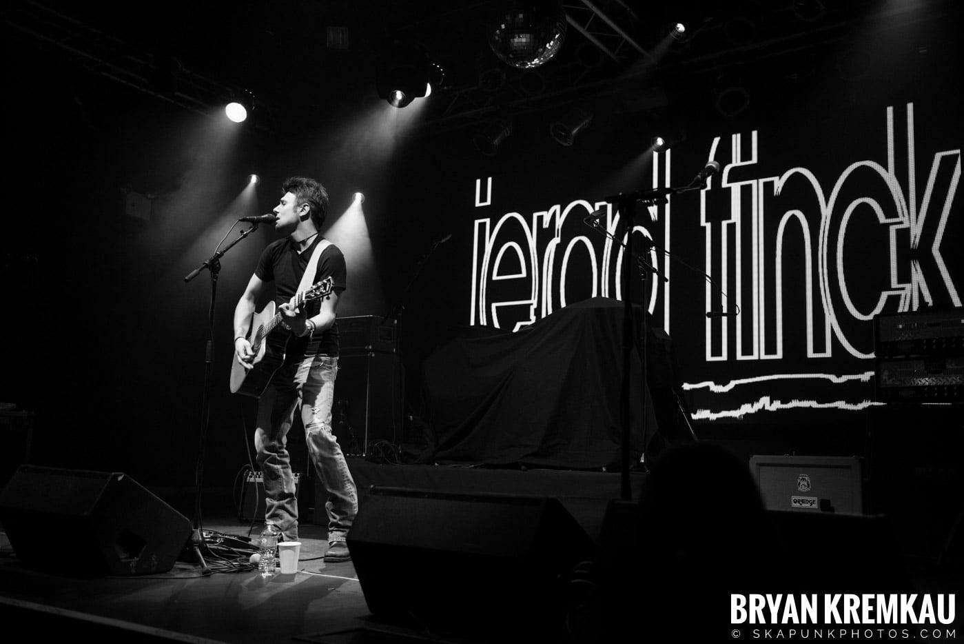 Jerad Finck @ Highline Ballroom, NYC - 2.20.13 (12)