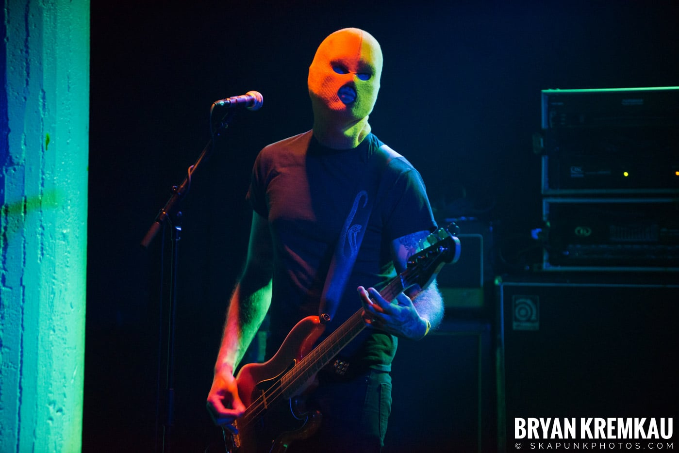 Masked Intruder @ Santos Party House, NYC - 3.2.13 (15)