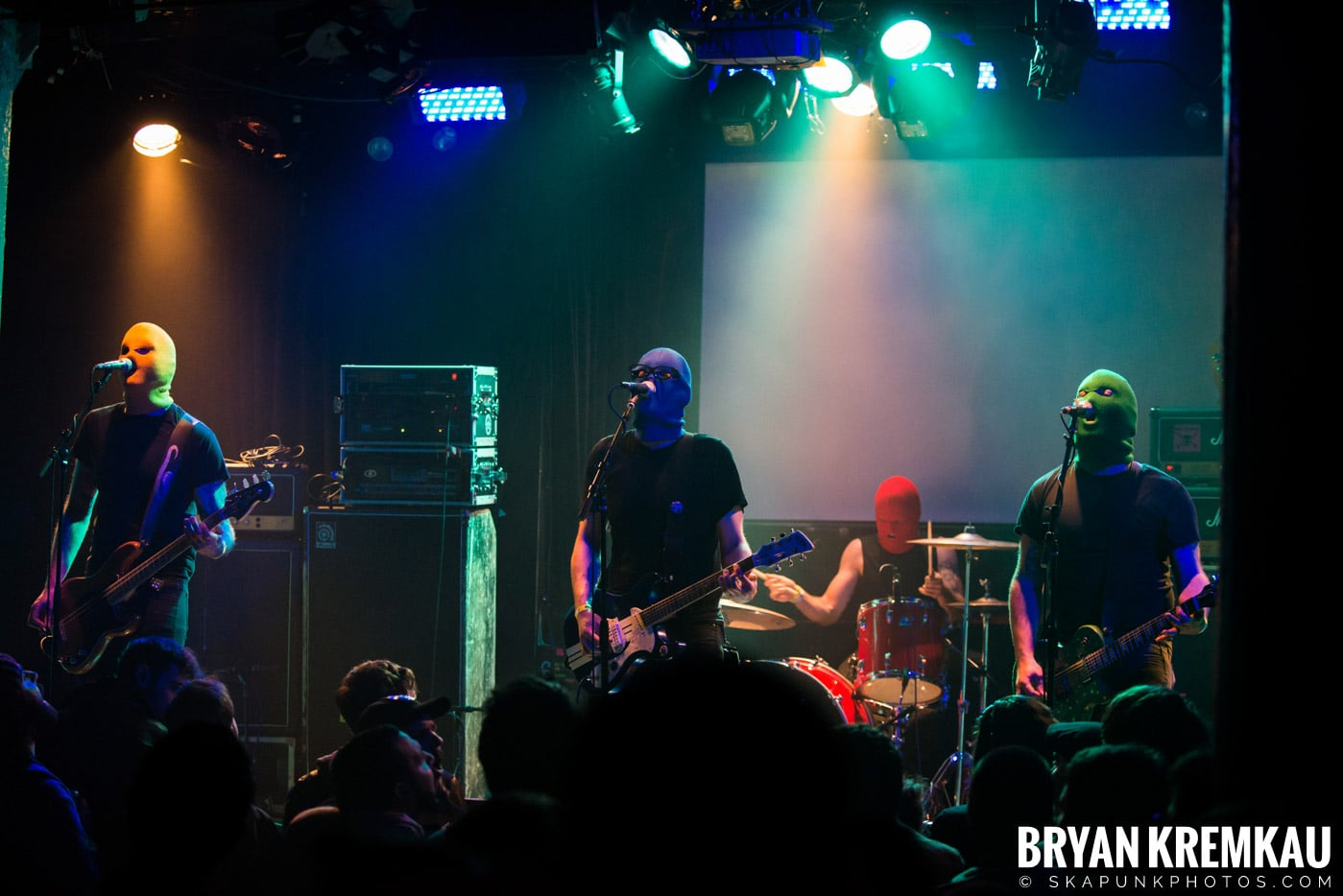 Masked Intruder @ Santos Party House, NYC - 3.2.13 (14)