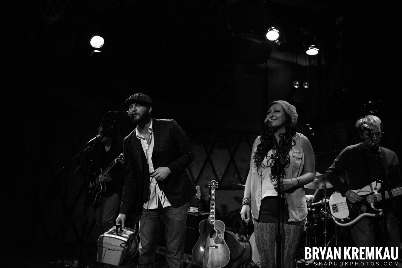 The Alternate Routes @ Rockwood Music Hall, NYC - 3.8.13 (27)