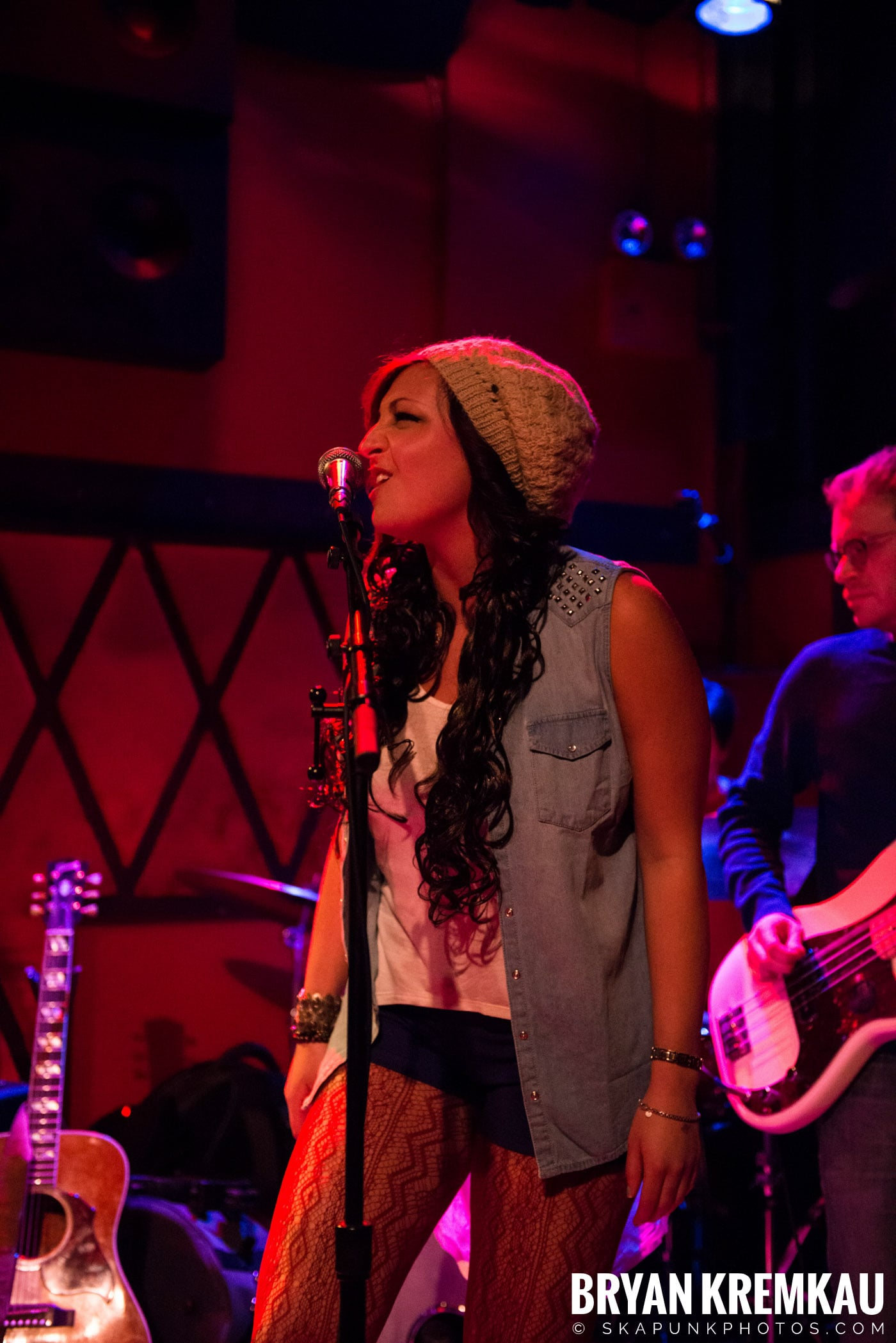The Alternate Routes @ Rockwood Music Hall, NYC - 3.8.13 (25)
