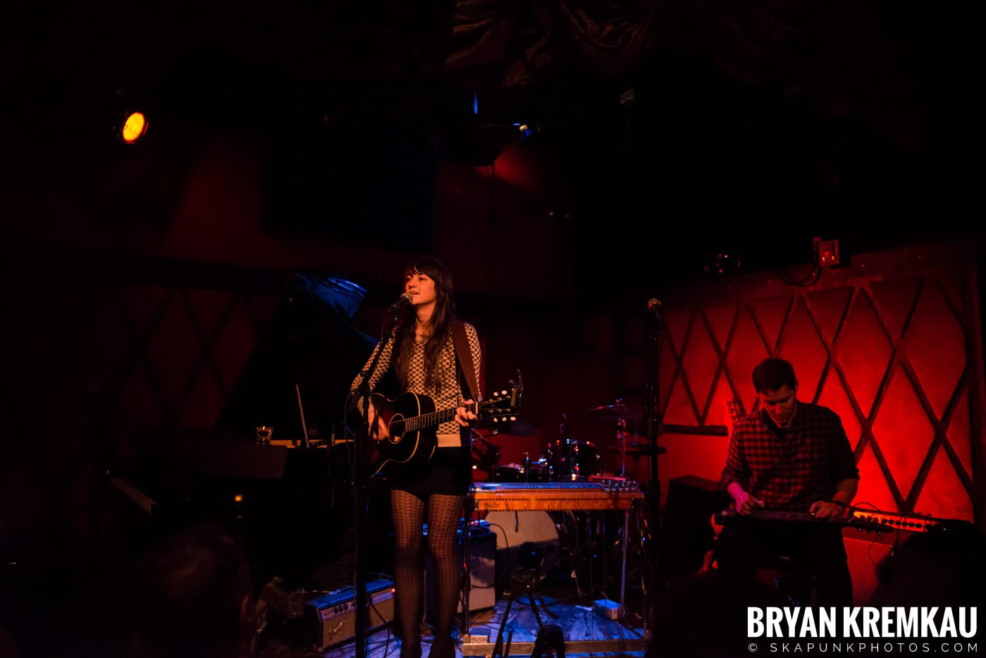Molly Parden @ Rockwood Music Hall, NYC - 3.9.13 (7)