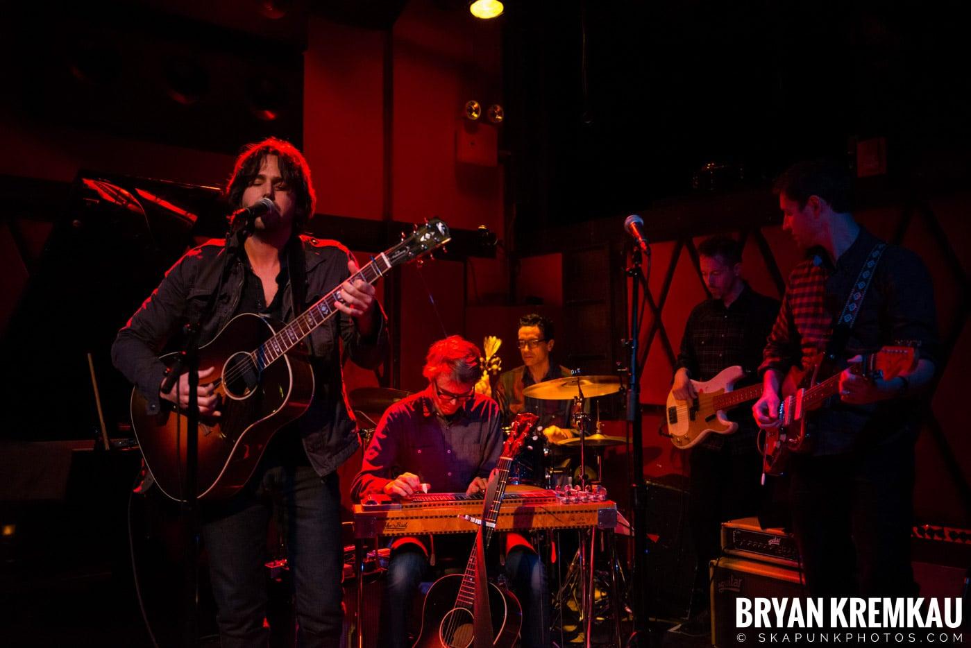 Peter Bradley Adams @ Rockwood Music Hall, NYC - 3.9.13 (34)