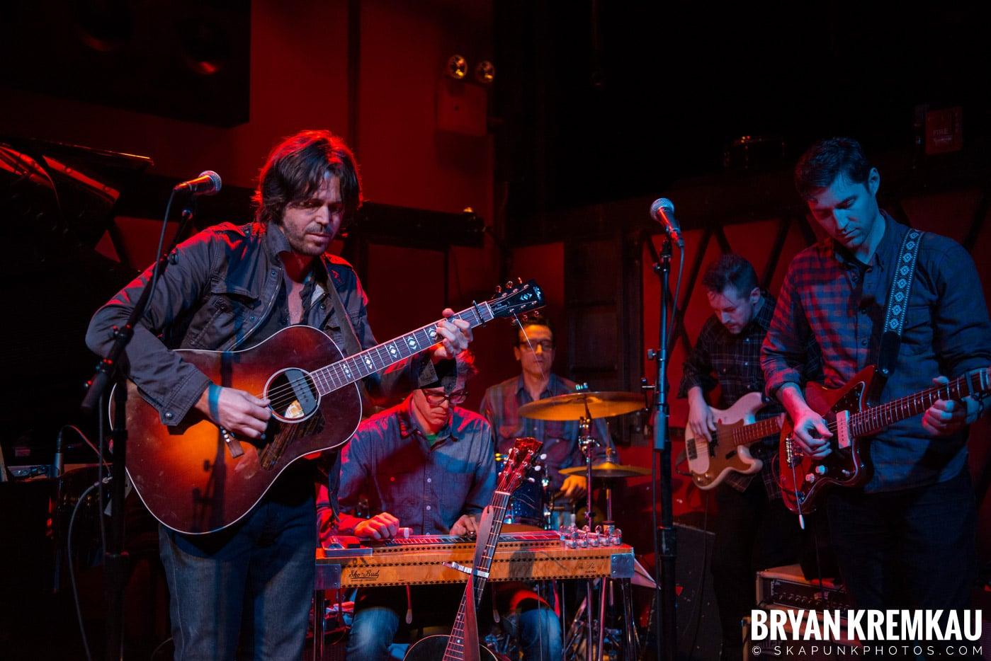 Peter Bradley Adams @ Rockwood Music Hall, NYC - 3.9.13 (30)