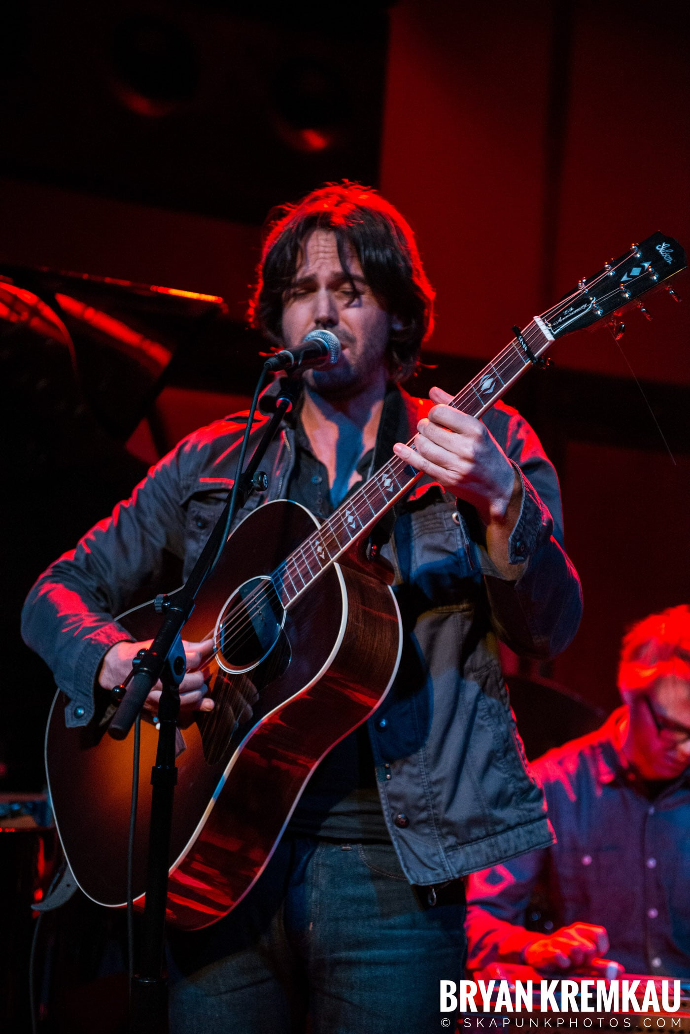 Peter Bradley Adams @ Rockwood Music Hall, NYC - 3.9.13 (29)