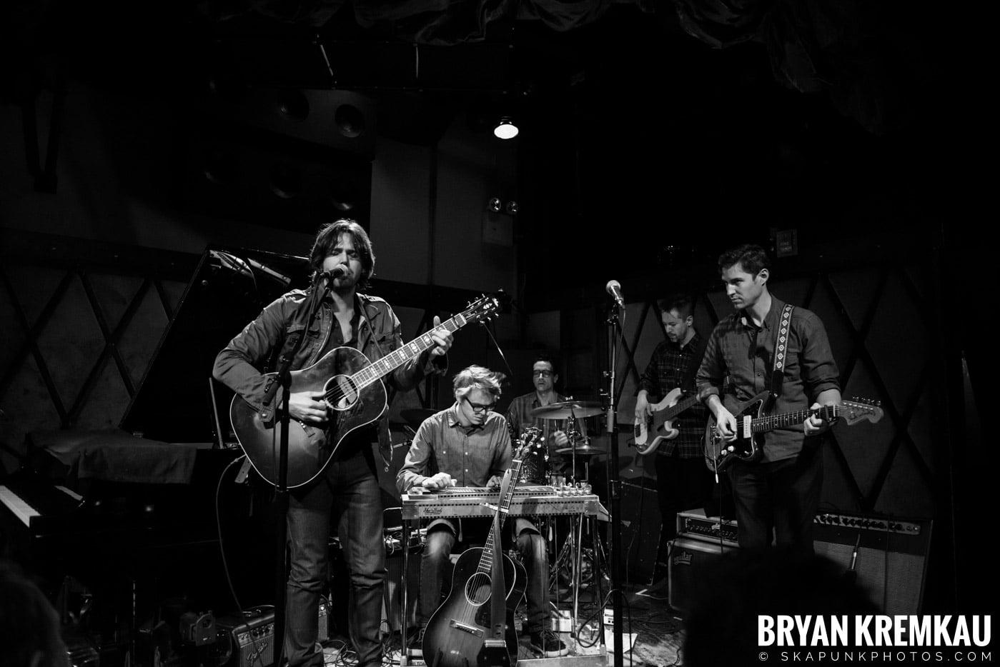 Peter Bradley Adams @ Rockwood Music Hall, NYC - 3.9.13 (28)