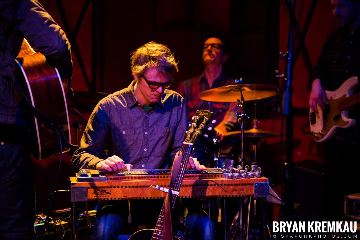 Peter Bradley Adams @ Rockwood Music Hall, NYC - 3.9.13 (27)