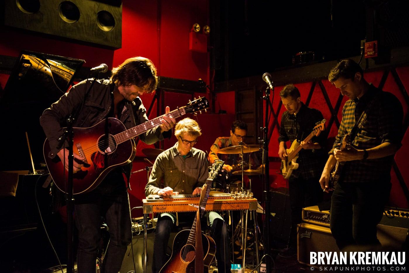 Peter Bradley Adams @ Rockwood Music Hall, NYC - 3.9.13 (26)