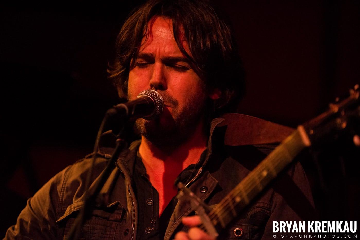 Peter Bradley Adams @ Rockwood Music Hall, NYC - 3.9.13 (23)