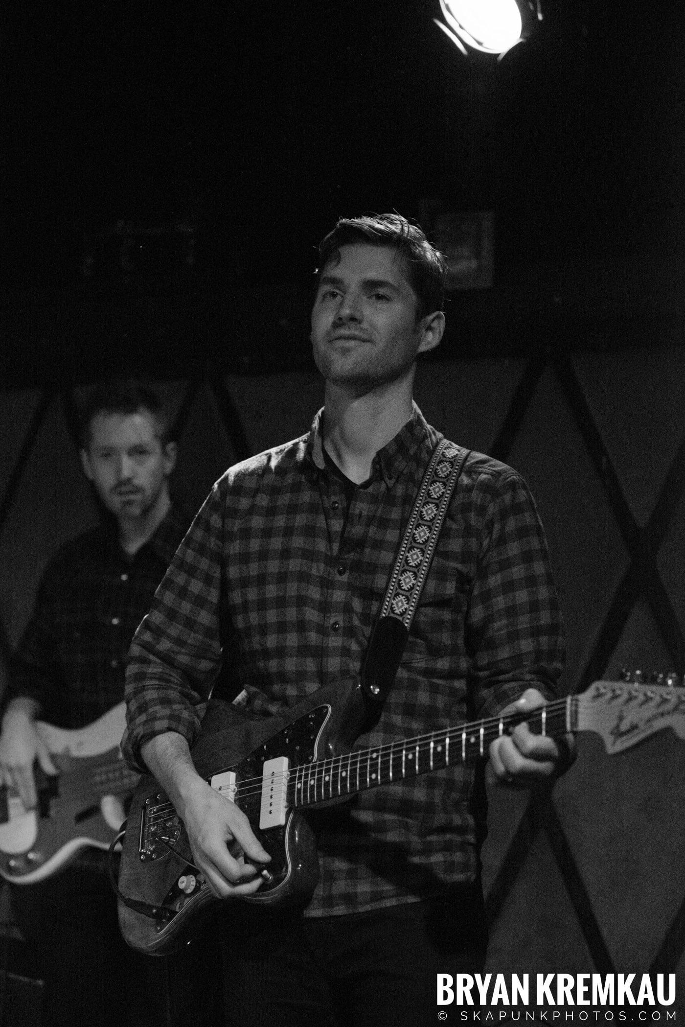 Peter Bradley Adams @ Rockwood Music Hall, NYC - 3.9.13 (18)