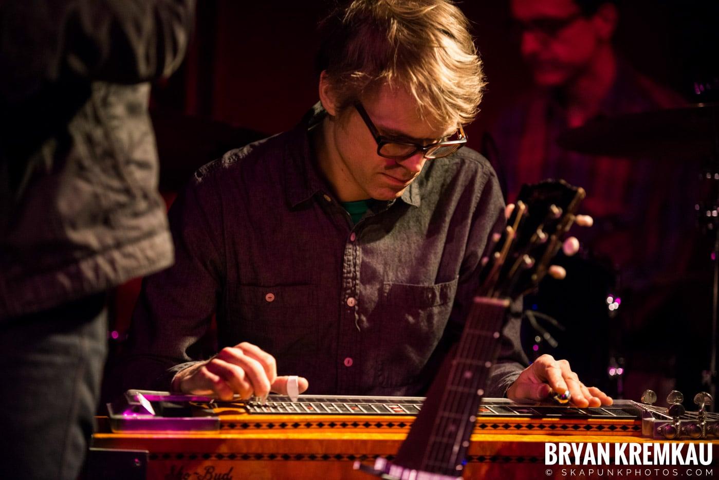 Peter Bradley Adams @ Rockwood Music Hall, NYC - 3.9.13 (17)