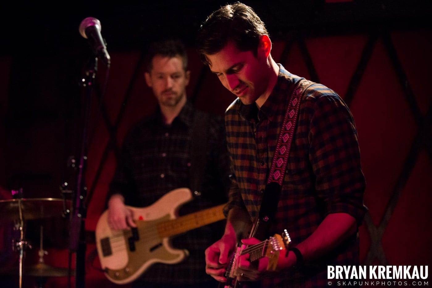 Peter Bradley Adams @ Rockwood Music Hall, NYC - 3.9.13 (16)