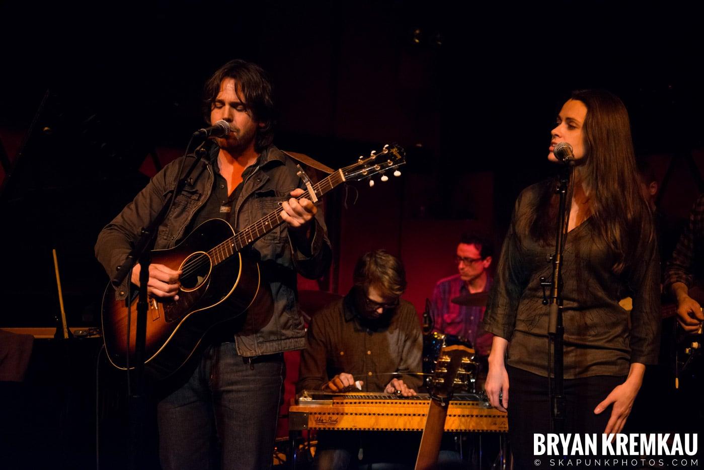 Peter Bradley Adams @ Rockwood Music Hall, NYC - 3.9.13 (12)