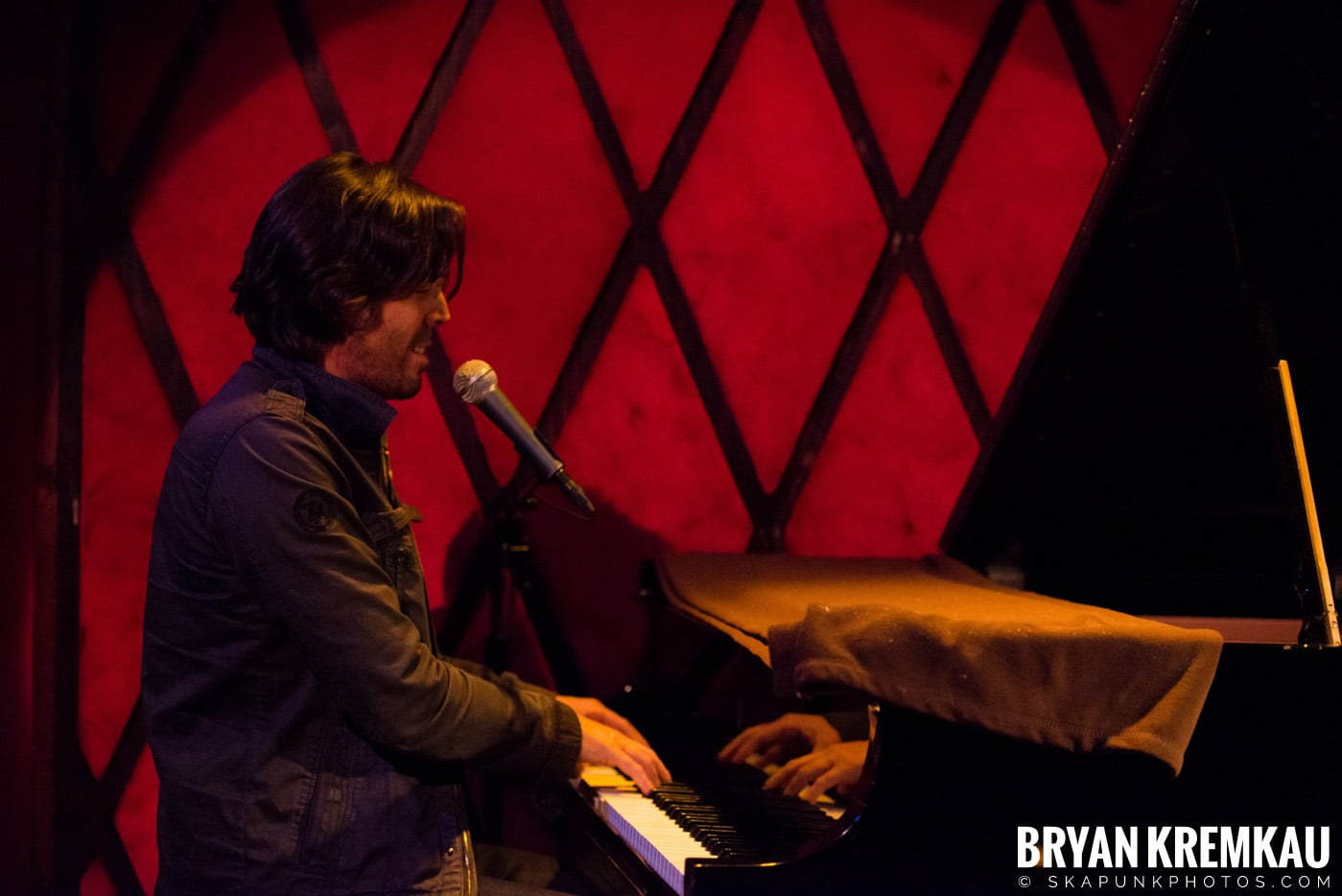 Peter Bradley Adams @ Rockwood Music Hall, NYC - 3.9.13 (9)