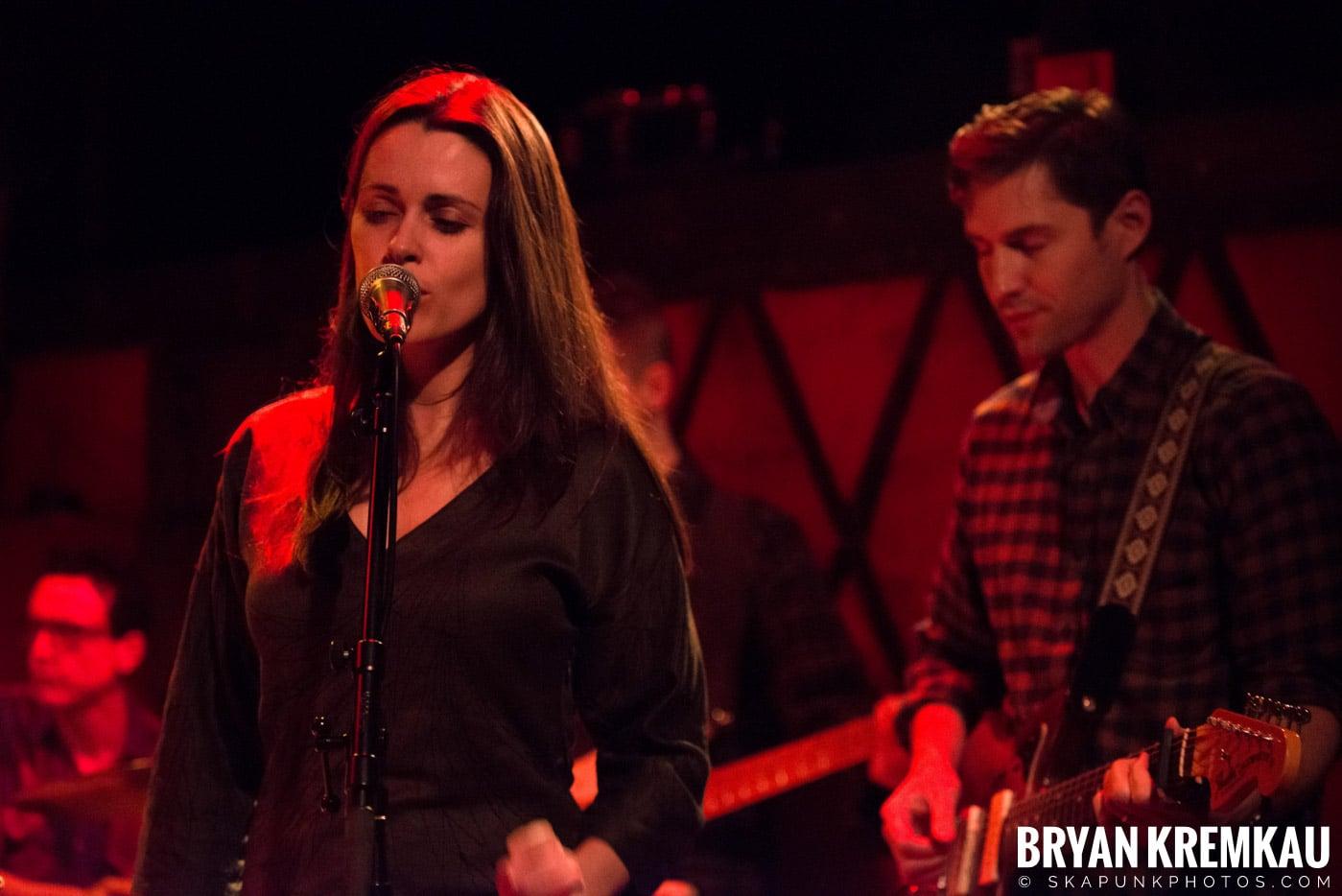 Peter Bradley Adams @ Rockwood Music Hall, NYC - 3.9.13 (8)