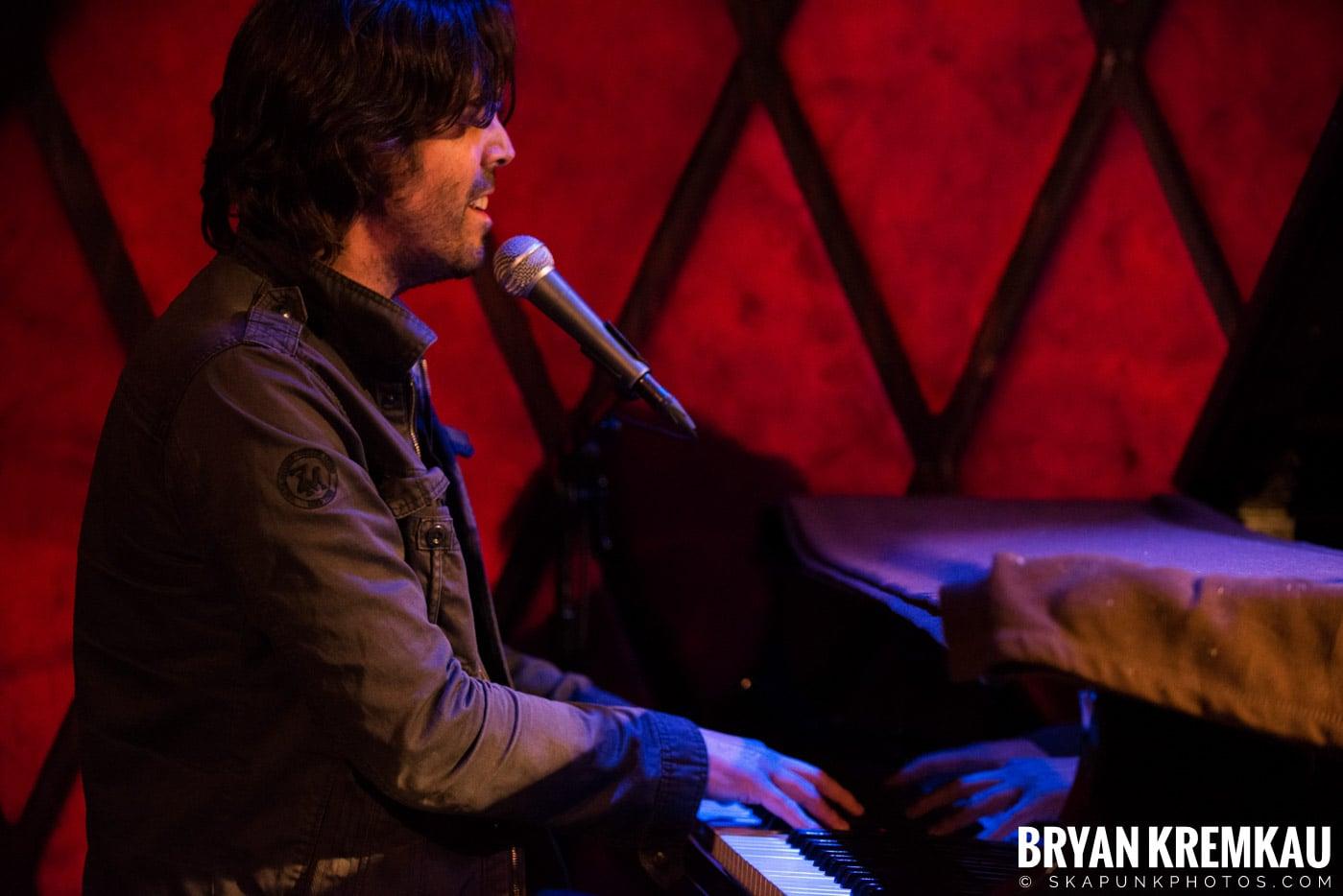 Peter Bradley Adams @ Rockwood Music Hall, NYC - 3.9.13 (7)