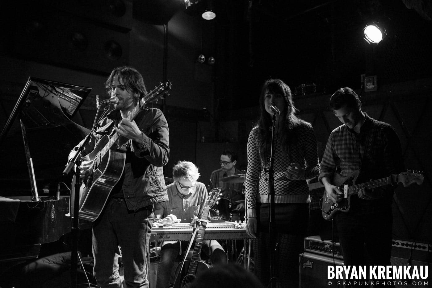 Peter Bradley Adams @ Rockwood Music Hall, NYC - 3.9.13 (6)