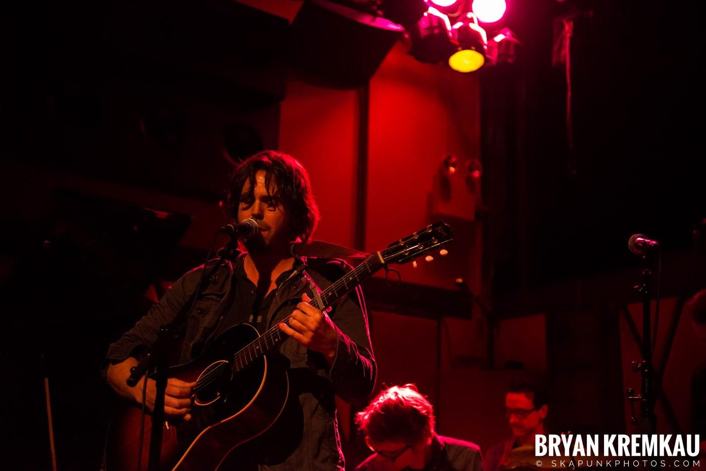 Peter Bradley Adams @ Rockwood Music Hall, NYC - 3.9.13 (5)