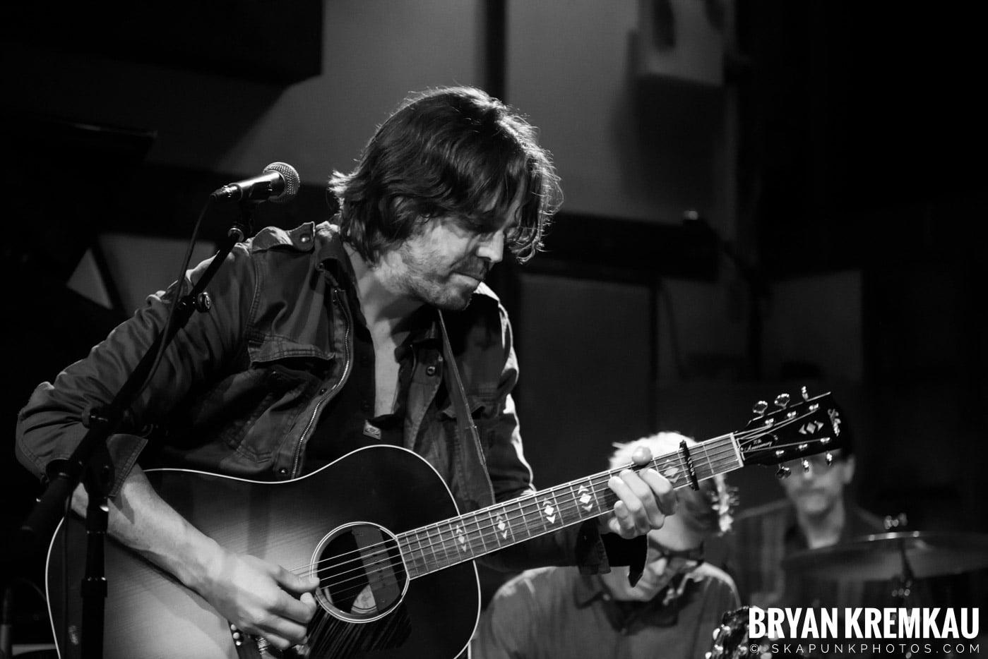 Peter Bradley Adams @ Rockwood Music Hall, NYC - 3.9.13 (4)