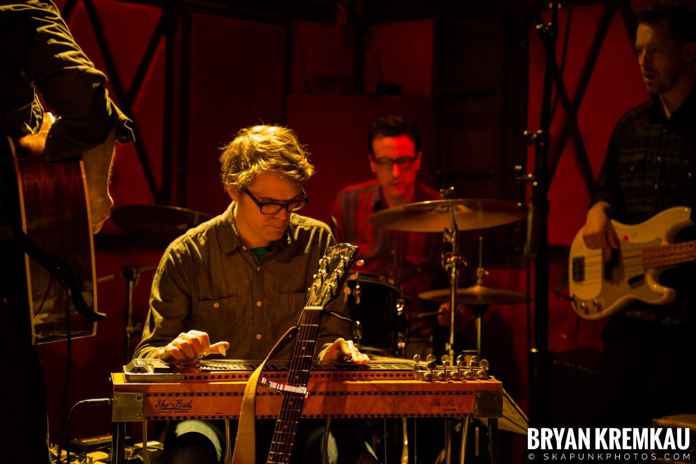 Peter Bradley Adams @ Rockwood Music Hall, NYC - 3.9.13 (3)