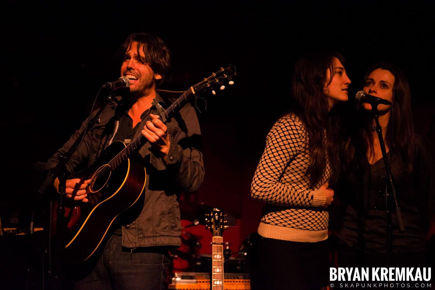Peter Bradley Adams @ Rockwood Music Hall, NYC - 3.9.13 (2)