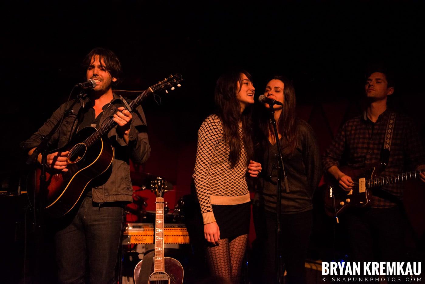 Peter Bradley Adams @ Rockwood Music Hall, NYC - 3.9.13 (1)