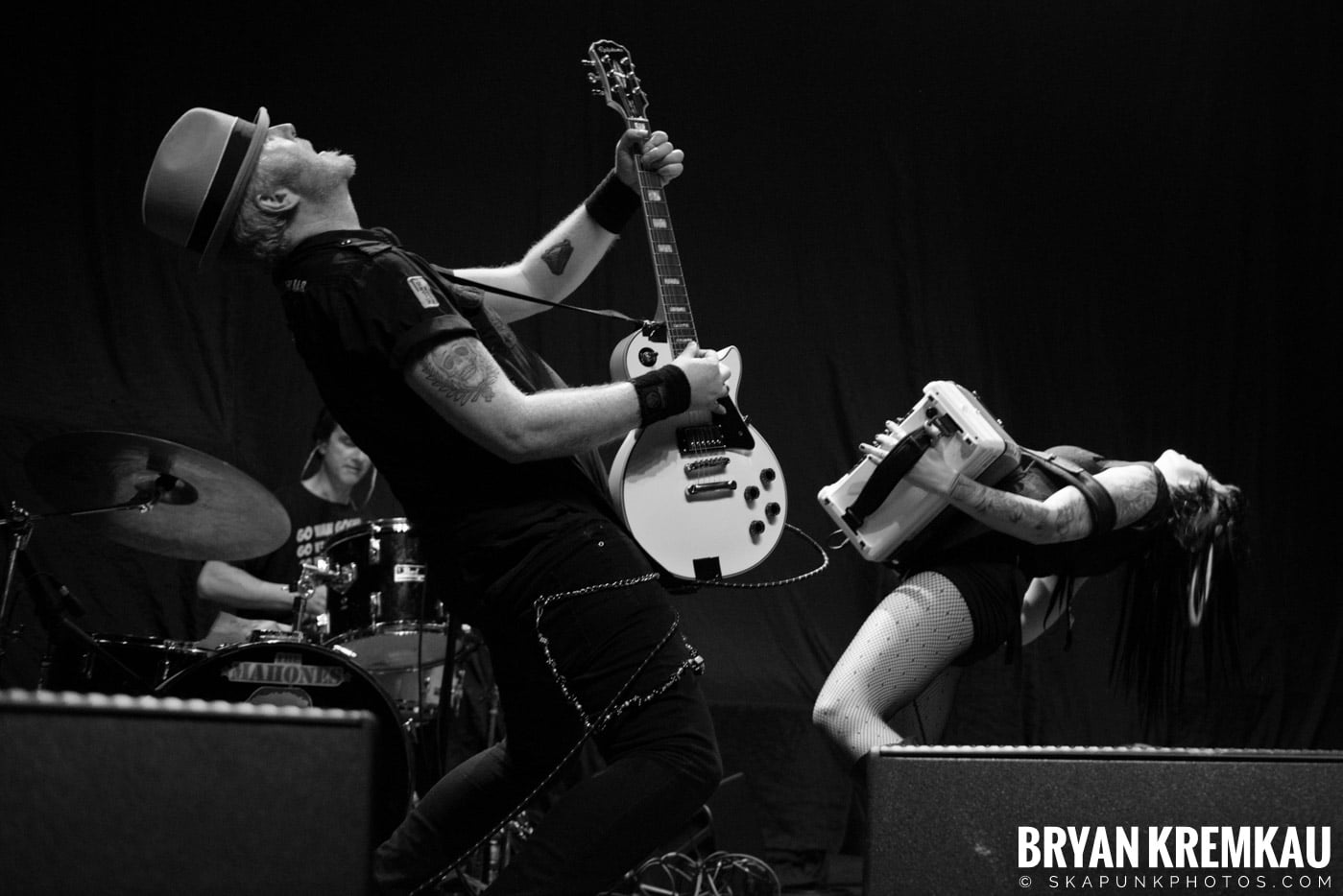 The Mahones @ Terminal 5, NYC - 3.12.13 (13)