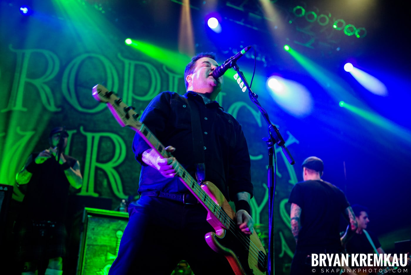 The Dropkick Murphys @ Terminal 5, NYC - 3.12.13 (59)