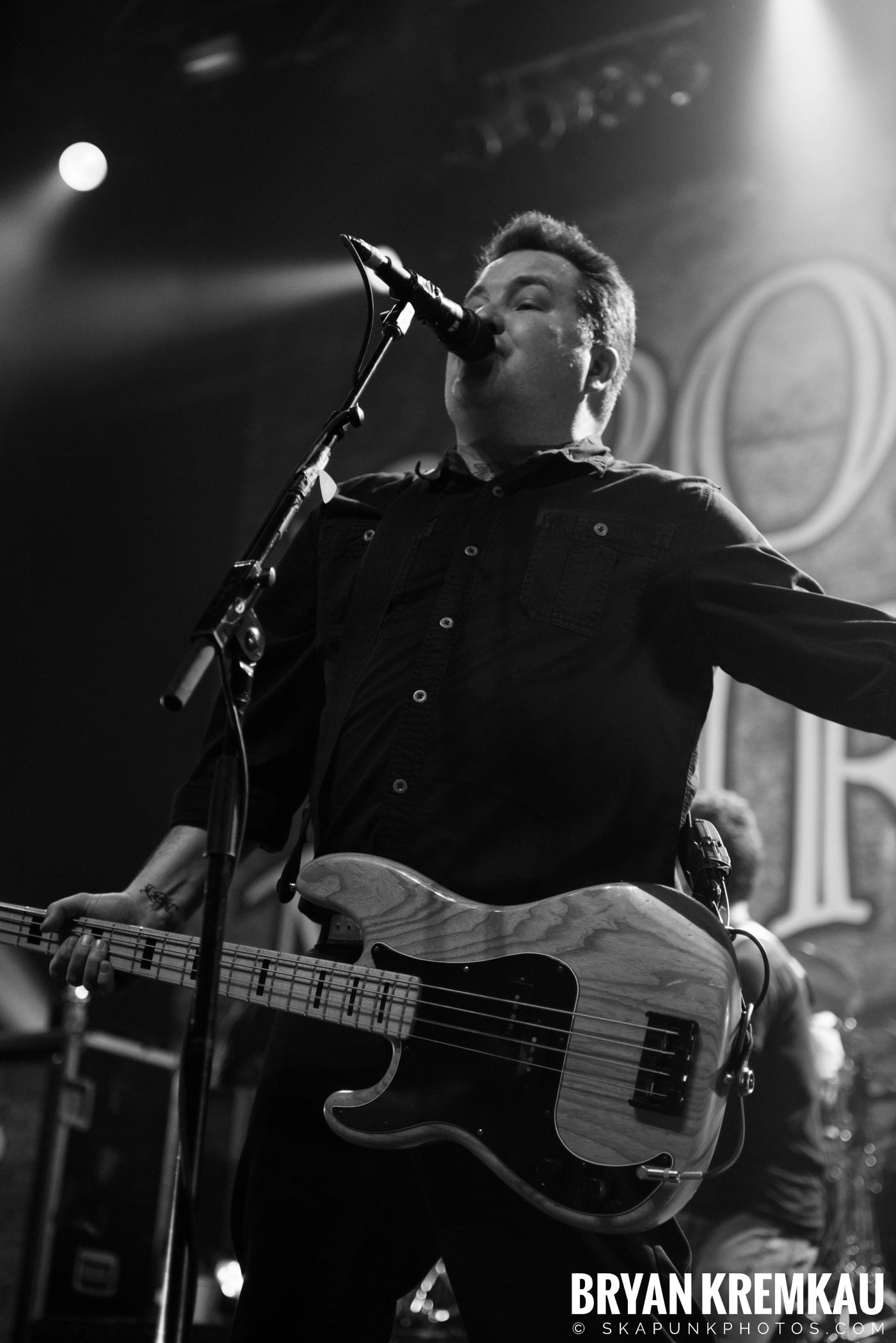 The Dropkick Murphys @ Terminal 5, NYC - 3.12.13 (53)