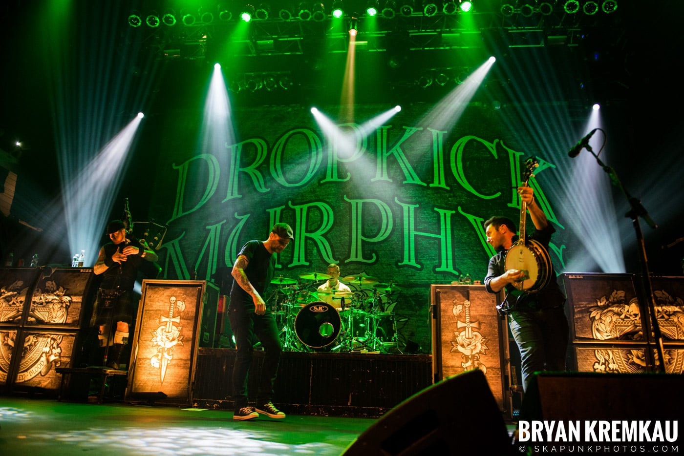 The Dropkick Murphys @ Terminal 5, NYC - 3.12.13 (25)