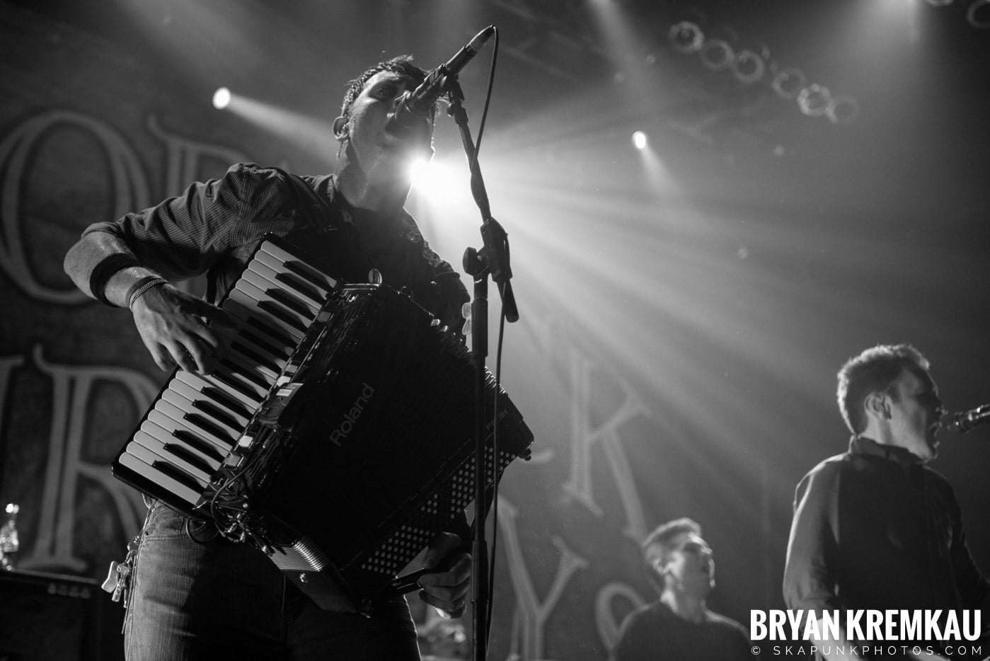 The Dropkick Murphys @ Terminal 5, NYC - 3.12.13 (6)