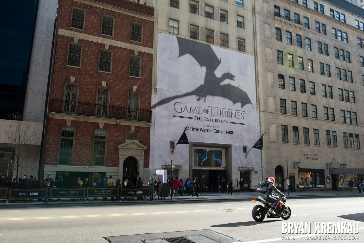 Game Of Thrones Exhibition @ New York, NY - 3.29.13 (57)
