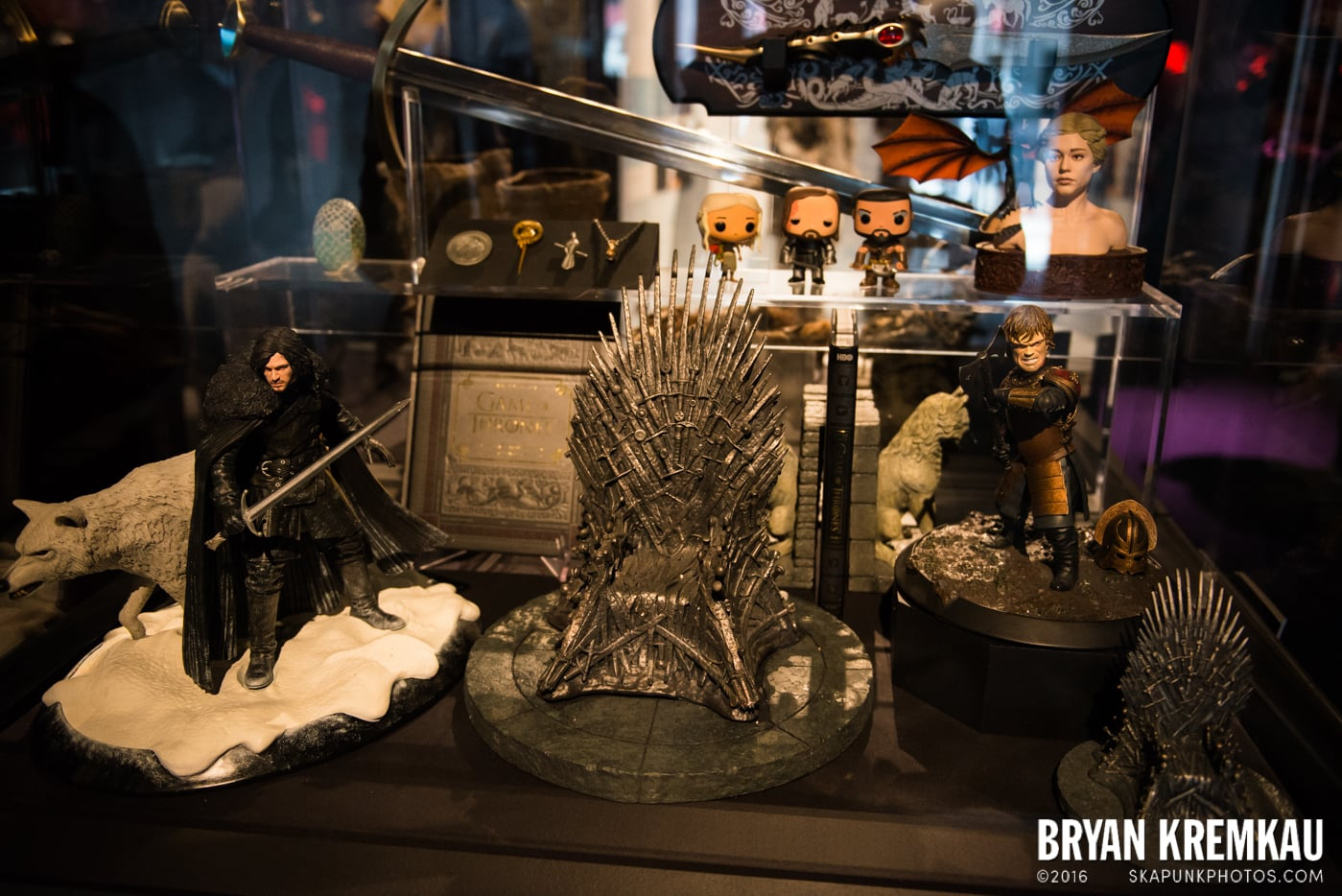 Game Of Thrones Exhibition @ New York, NY - 3.29.13 (55)