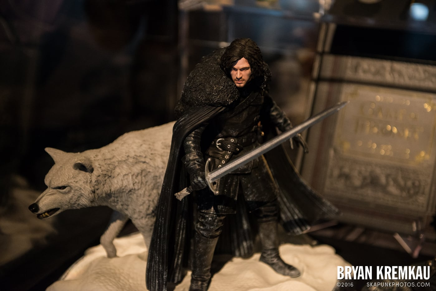 Game Of Thrones Exhibition @ New York, NY - 3.29.13 (54)