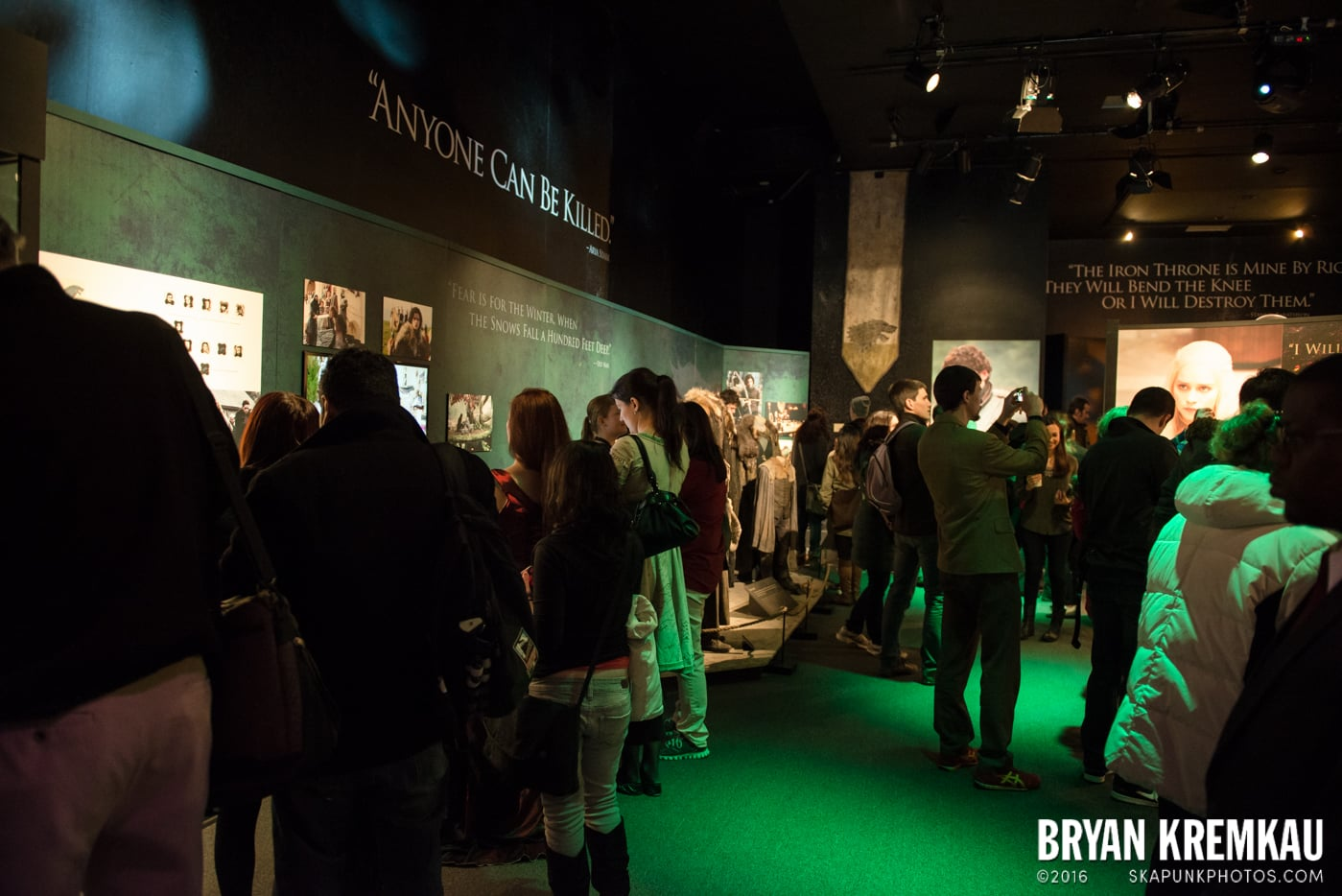 Game Of Thrones Exhibition @ New York, NY - 3.29.13 (49)