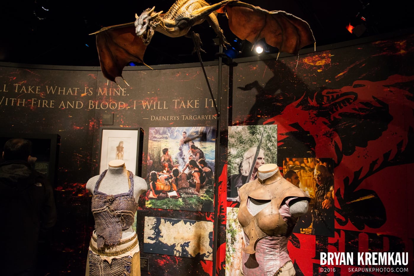 Game Of Thrones Exhibition @ New York, NY - 3.29.13 (41)